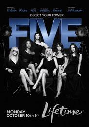 Five (englischer Trailer und Promo-Bild)