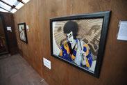 油絵茶屋再現 / The Reproduction of The Tea House Oil Painting Gallery