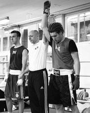 Laurin Winkelmann, bis 75kg, 13 Kämpfe