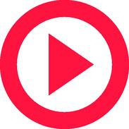 ロゴ 「動画再生」