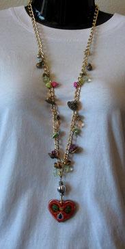 Die Halskette: Eine orientalische Nacht