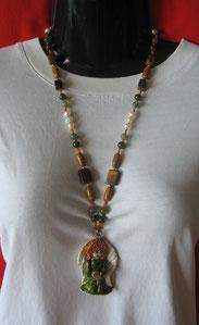 Die Halskette: Esperanza
