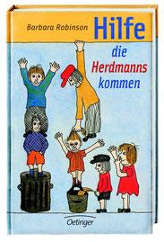 Buchcover Hilfe, die Herdmanns kommen