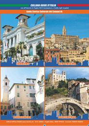 Guida ai comuni di: Sanremo, Ventimiglia, Bordighera e Dolceacuqa
