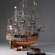 36-34  HMS Victory | Noyuki YOSHIHASHI
