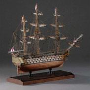 36-24  HMS Victory | Toshio MATSUSHITA
