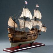 36-9  Mayflower | Toshio TAKAHASHI