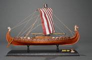 41-33 Viking Ship | Toshio Matsushita