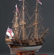 36-31  HMS Bounty | Eizo FUKUMOTO