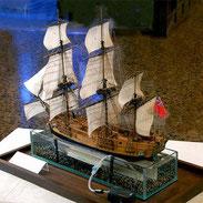36-53  HMS Bounty | Toshihiro MITSUBARA