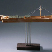 36-39  Bateau de canal | Masami SEKIGUCHI
