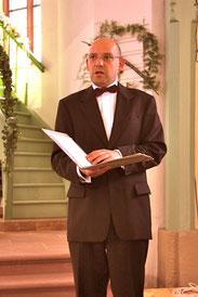 Ralph Nickles Gesang Konzert Solo Kirche Hochzeit Oratorium Kantate