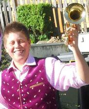 Gerald Konrad, Trompete