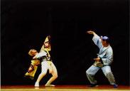 「やっこ踊り」 中山 純子