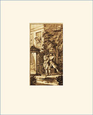 Stone lithograph