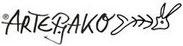 """Logo der Künstlerin """"ARTEPJAKO""""."""