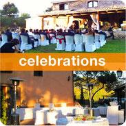 Events, casaments, aniversaris ...