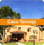 Casa Taronja: fins 11 pax.