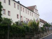 Das Schloss von St. Johannis aus dem 16./17. Jahrhundert dient heute als Justizvollzugsanstalt.