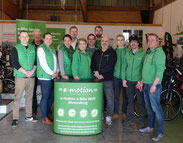 Die Carqon e-Bikes Experten in der e-motion e-Bike Welt in Ahrensburg