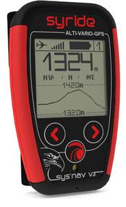 Sys'nav le vario GPS des baroudeurs