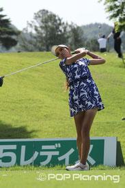 鎌田ハニー ポッププランニング 女子プロゴルファー派遣