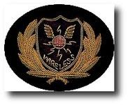 Wireless badge
