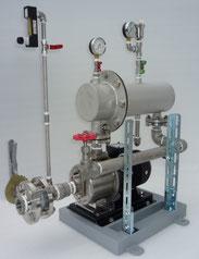 マイクロナノバブル発生装置 LEX50型