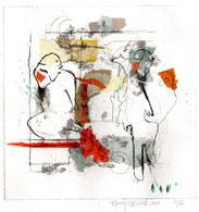 « Gravure : Steppe », 2011