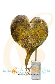 www.creyarte.be - POWERTEX - WORKSHOP - MIRROR LOVE