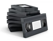 VHS Kassetten