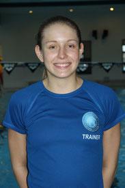 Christina Lehr, seit 2016 Übungsleiterin beim HSC