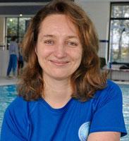 Andrea Schneider, 15 jährige Trainertätigkeit in Dresden, seit 2016 für den HSC als Übungsleiterin tätig