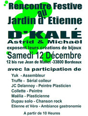 """""""Au Jardin d'Etienne"""""""