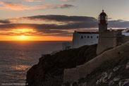 Cabo de São Vicente und Sagres