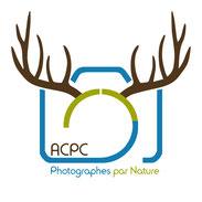 Dans le 1000 Communication - Agence graphique en Loir-et-Cher - Création de logos et de chartes graphiques - Logo de l'ACPC, association de photographes nature en région Centre Val de Loire