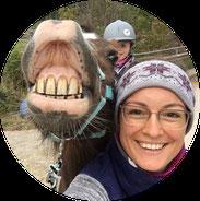 Kerstin Joham ist Ponykerstin