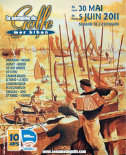 Semaine du Golfe du Morbihan 2011