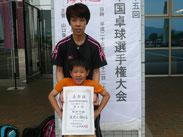 中国選手権大会 女子サーティ 優勝