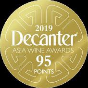 decanter - Asia Wine Awards 2019