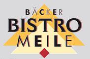 Logo Bäcker Bistro Meile