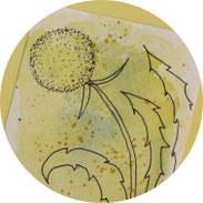 Aquarellgrußkarten für Anfänger - Frühlingsblumen DIY