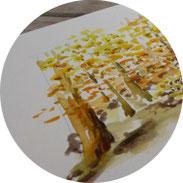 Blättern im Skizzenbuch - Sketchbook Flip Through