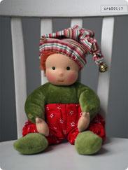 кукла из шерсти ирины андреевой
