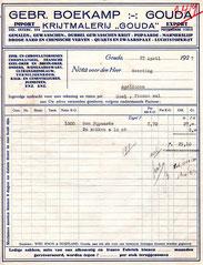 Gebr. Boekamp 1926