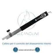 Calibro per saldature - VLSCS12