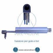 Tastatore per gole e fori per rugosimetri serie VLRGX - VLRGX62PRG