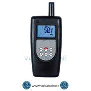 Termoigrometro per rilevazione di umidità, temperatura, bulbo umido, punto di rugiada - VLTMG1292D