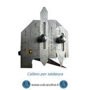Calibro per saldature - VLSCS02