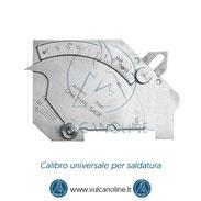 Calibro per saldature - VLSCS05